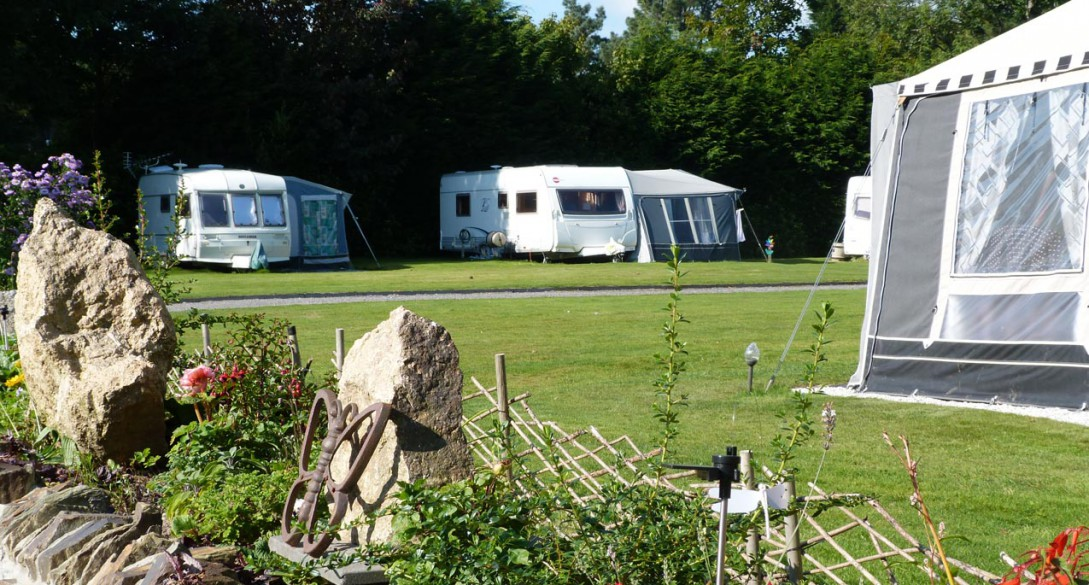 Touring Pitches, St Austell Area