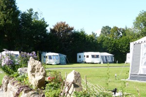 Eden Valley seasonal touring pitches