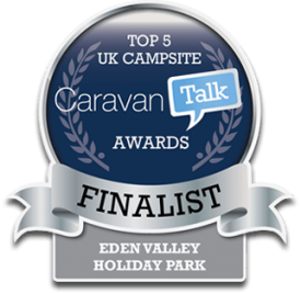 Top 5 UK campsite finalist
