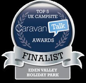 Top 5 UK campsite finalist