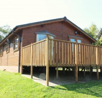 Cornwall holiday lodges at Eden Valley